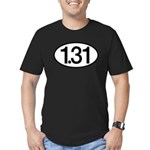 1.31 Men's Fitted T-Shirt (dark)