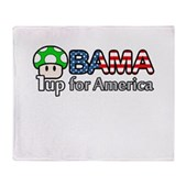 Obama 1up for America Stadium Blanket