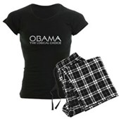 Logical Obama Women's Dark Pajamas