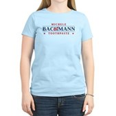 Funny Bachmann Toothpaste Women's Light T-Shirt