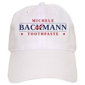 Funny Bachmann Toothpaste Cap