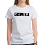Owler Label Women's T-Shirt