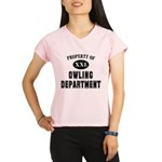 Property of Owling Dept Performance Dry T-Shirt