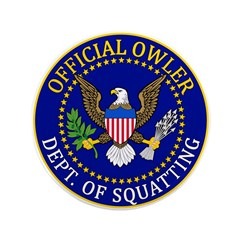 Official Owling Dept Seal 3.5