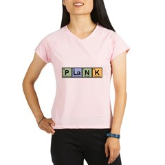 Plank made of Elements Performance Dry T-Shirt