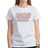 Re-Elect Obama Women's T-Shirt