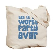 Worst Party Ever Tote Bag