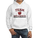 Team Applewhite Hooded Sweatshirt
