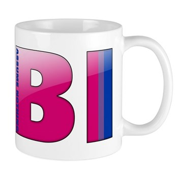 BI - Assume Nothing Mug