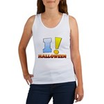 I ! Halloween Women's Tank Top
