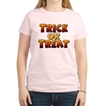 Trick or Treat Women's Light T-Shirt
