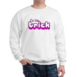 Retro I'm the Trick Sweatshirt