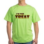 Glowing I'm the Treat Green T-Shirt