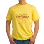 Good Witch Yellow T-Shirt