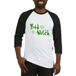 Bad Witch Baseball Jersey
