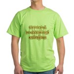 Official Halloween Costume Green T-Shirt