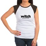 Generic witch Costume Women's Cap Sleeve T-Shirt