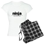 Generic ninja Costume Women's Light Pajamas