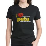 I Heart Peta Murgatroyd Women's Dark T-Shirt