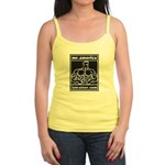 Mr. America Jr. Spaghetti Tank (womens)