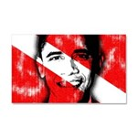 Scuba divers love Obama! This unique design has Barack Obama's face superimposed over the scuba diver down flag. Show your support for President Obama while expressing your scuba flair with this gift.