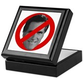 No Mitt Keepsake Box