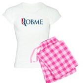 Anti-Romney Robme Women's Light Pajamas