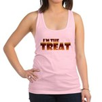 Glowing I'm the Treat Racerback Tank Top