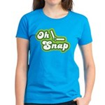 Oh Snap Women's Dark T-Shirt