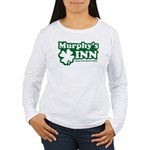 Murphy's INN Women's Long Sleeve T-Shirt