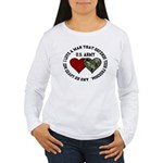 US Army - I love a man that.. Women's Long Sleeve