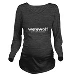 Generic werewolf Costume Long Sleeve Maternity T-Shirt