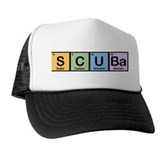 Elements of Scuba Trucker Hat