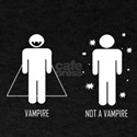 Vampire Vs. Not a Vampire T-Shirt
