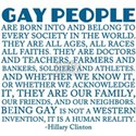 Gay People