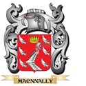 Macnnally Coat of Arms - Family Crest T-Shirt