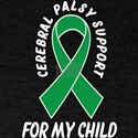 Cerebral Palsy Ribbon For Child T-Shirt