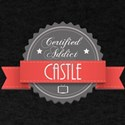 Certified Addict: Castle T-Shirt