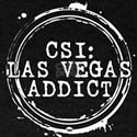 CSI: Las Vegas Addict T-Shirt