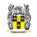 Simmonite Coat of Arms - Family Crest T-Shirt