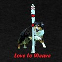 Love to Weave T-Shirt