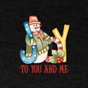 JOY TO YOU AND ME T-Shirt