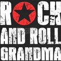 Rock and Roll Grandma Long Sleeve T-Shirt
