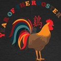 Year Of The Rooster Women's Long Sleeve T-Shir