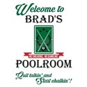 BRAD'S POOLROOM T-Shirt