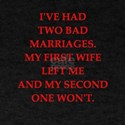 bad marriage T-Shirt