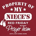 Red Friday PT Niece T-Shirt
