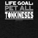 Showing Cats Pet Tonkineses Cat Gift T-Shirt