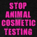 Stop Animal Cosmetic T-Shirt