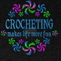 Crocheting Fun T-Shirt